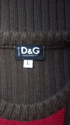 Gabbana À Pull L Marron 62 Taille amp; Dolce rxYqEnTYw