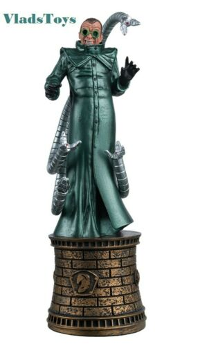 Eaglemoss Marvel Collection  Doctor Octopus Chess Piece #16 w//Mag Black Knight