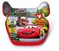 Disney Cars Sitzerhöhung 15-36kg / Jungen & Mädchen