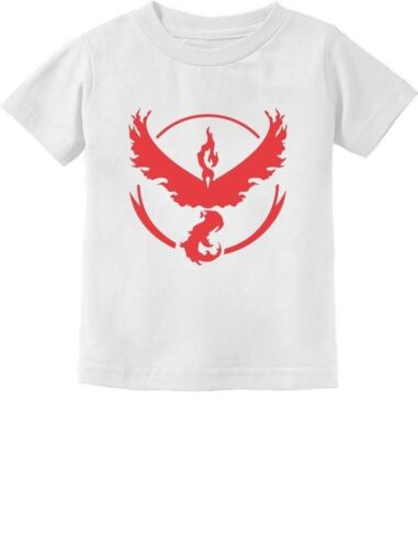 Go Team Valor Gaming Toddler//Infant Kids T-Shirt Gift