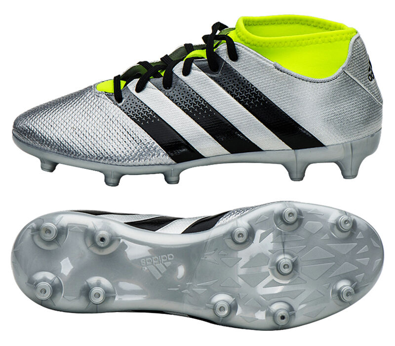 Adidas ACE 16.3 Primemesh FGAG AQ3438 Football Cleats Soccer scarpe stivali