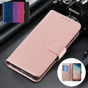 For-Samsung-A20-Case-A50-A70-A40-A10-M10-M30-Magnetic-Leather-Wallet-Stand-Cover