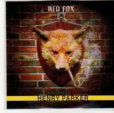 (ED483) Henry Parker, Red Fox - 2013 DJ CD