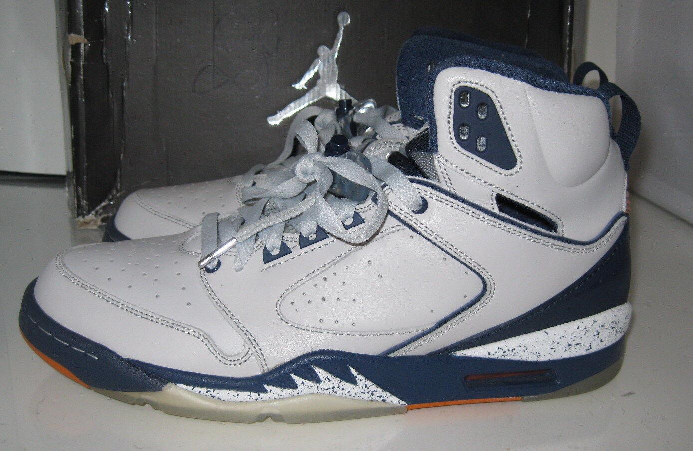Nike Jordan Sixty Plus 60+ Cleveland Cavaliersneutral Grey/Crmc-Mdnght Size 11.5 Scarpe classiche da uomo