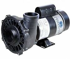 3 HP 230V 2-Speed Waterway Center Discharge 48fr Spa Pump- 3421221-1A