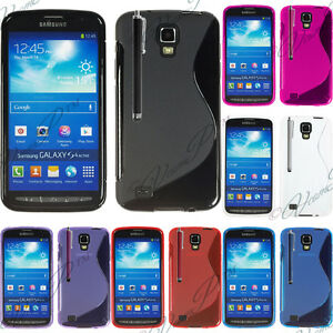 COQUE-ETUI-HOUSSES-TPU-S-SILICONE-GEL-S-LINE-FILMS-SAMSUNG-GALAXY-S4-IV-ACTIVE