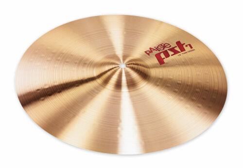 "Paiste PST 7 Thin Crash Cymbal 18/"" CY0001701218"