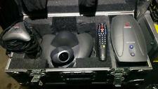 Polycom Vsx7000 Video Conference System Bundle Camera Mic Remote Cable Case