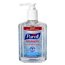 PURELL Instant Hand Sanitizer, Pump Bottle - 8 oz