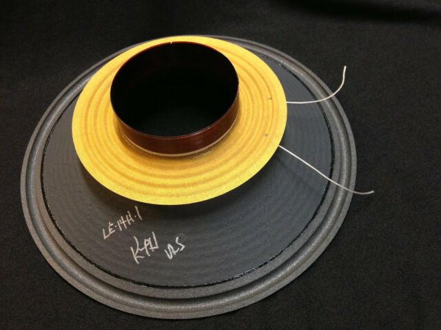 JBL LE14H-1 Reproduction Recone kit from Upland Loudspeaker