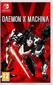 Demon-X-Machina-SWITCH-NOUVEAU-amp-NEUF-dans-sa-boite-Livraison-rapide