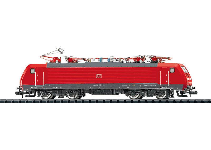 fino al 60% di sconto Minitrix-N - 16893 E-Lok E-Lok E-Lok 189 DB-AG ep6 Rosso Digital  tutto in alta qualità e prezzo basso