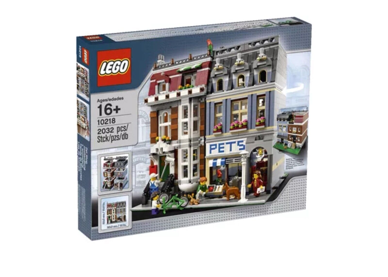 LEGO Creator 10218 Pet Shop New Sealed Retirojo