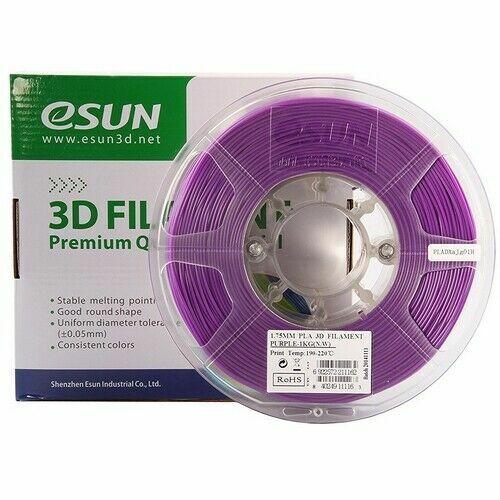 Filament pour 3D Hips 3.00 mm violet 1 kg Esun