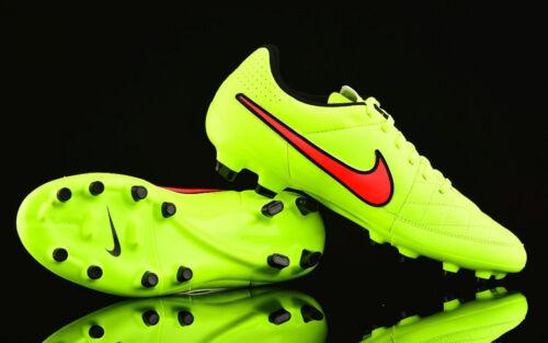 Nike Tiempo Genio Leather FG Fussballschuhe Größe 42 UVP 80 Euro