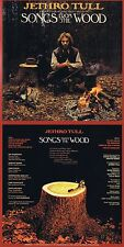 """Jethro Tull """"Songs from the wood""""  Mit """"Fire at midnight""""!  Von 1977!   Neue CD!"""
