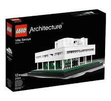LEGO 21014 Architecture Villa Savoye NEU! OVP! Ungeöffnet! Karton ohne Knicke!