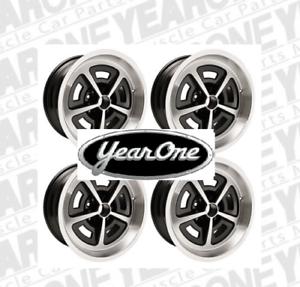Yearone Mopar Magnum 17x8 Cast Aluminum Wheel Set Of 4 Ebay