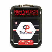 OBD2 V.3 Chip Audi TT (8N) 1.8 T 180HP Performance OBD Box Software 2017/18