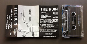 THE-RUIN-Demo-Cassette-Tape-5-Track-1993-RARE-Los-Angeles-Hard-Rock
