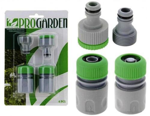 Gartenschlauch Set 3//4 Zoll * 19mm