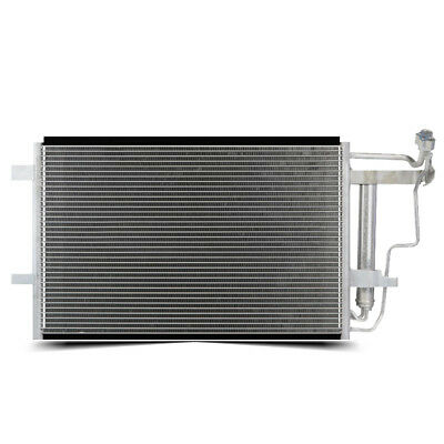 New A//C AC Condenser MA3030156 BBP261480C Sedan Mazda 3 2010-2013