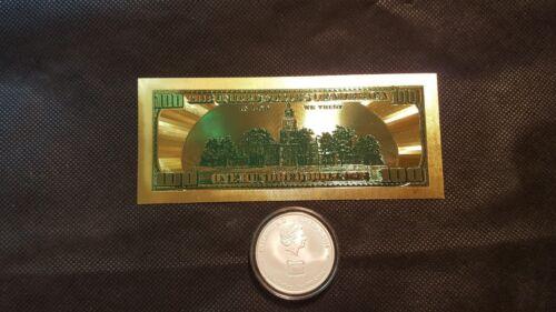 2016 TOKELAU 1 OZ SILVER $5 HAKULA SAILFISH BU .999 $100 gold foil bill