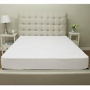 Classic Brands Defend A Bed Hypoallergenic Waterproof Mattress Pad Full Size 885538968141 Ebay
