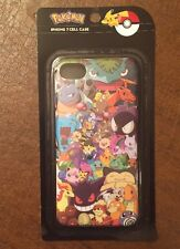 Nintendo Pokemon Go All Over Group Print iPhone 7 Case Gift New In Package!