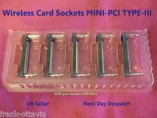 Zócalos De Tarjeta inalámbrica Mini-PCI de tipo III te Connectivity/Amp Lote De 5