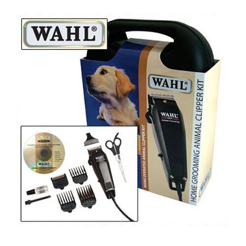 WAHL CAT DOG MULTI CUT GROOMING KIT HAIR TRIMMER CLIPPER
