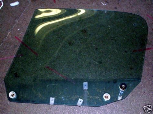 Fenêtre verre R // H Côté Droit 98-05 Mazda MX5 Mk2 utilisé