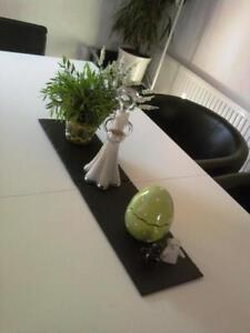 Tischband-Platzset-30x15-Untersetzer-Schieferplatte-Tischset-Schiefer-2Stk