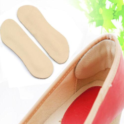 Women High Heel Protection Brace Protector Calfskin Film Shield Sole Sticker