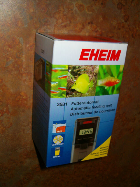Eheim 3581 Digital Fish Feeder, Automatic - UPC: 720686350182