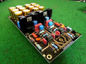 HIFI-Dual-Circuit-opa2277-Plattenspieler-mm-Phono-Stage-Assembled-Amplifier-Board