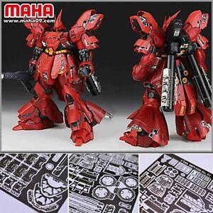 Detail-Up-Photo-Etch-Part-Set-for-Bandai-MG-1-100-Sazabi-Ver-Ka-Gundam-Model-Kit