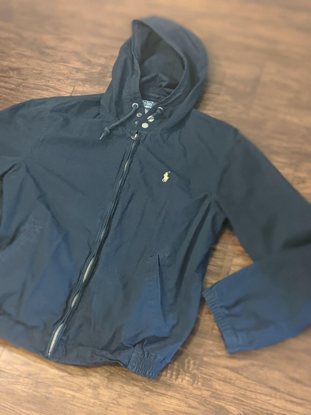 Polo Ralph Lauren Jacket 1980s Vintage Talon Zipp… - image 3