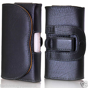 Universal-Leather-Belt-Loop-Pouch-Holster-Case-For-Mobile-Phone-iPhone-Galaxy