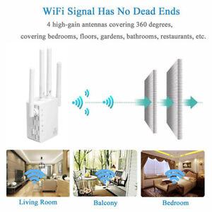 InkLink-AC1200-WIFI-Repeater-2-4G-amp-5G-1200mbps-Router-amp-Wireless-Range-Extender-KK