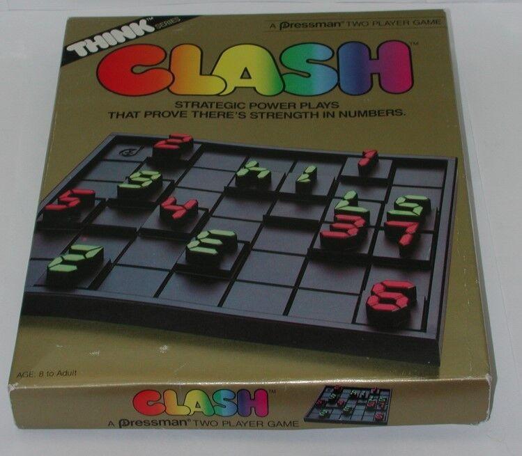 Think Series Pressman Complete Clash Complete Pressman 5a37a7