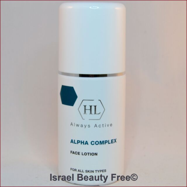 Holy Land Alpha Complex Face Lotion 125 ml