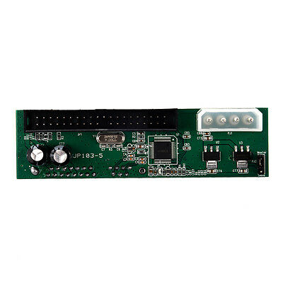 """PATA IDE to SATA Converter Adapter for 3.5"""" HDD DVD L3"""