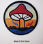 miniature 60 - Sew Iron On Round Patches Popular Badge Transfer Embroidered Funny Biker Slogan