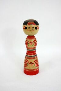 Dento-Kokeshi-Bambola-Giapponese-Yajiro-Made-in-Japan-078