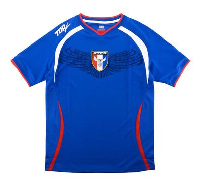 Chinese Taipei National Team Home Football Soccer Jersey 2015/18 BNWOT | eBay