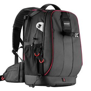 Neewer-Camera-Case-Waterproof-Shockproof-Adjustable-Padded-Camera-Backpack-Bag