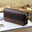 Men-Leather-Long-Clutch-Business-High-Capacity-Purse-Double-Zipper-Casual-Wallet thumbnail 3