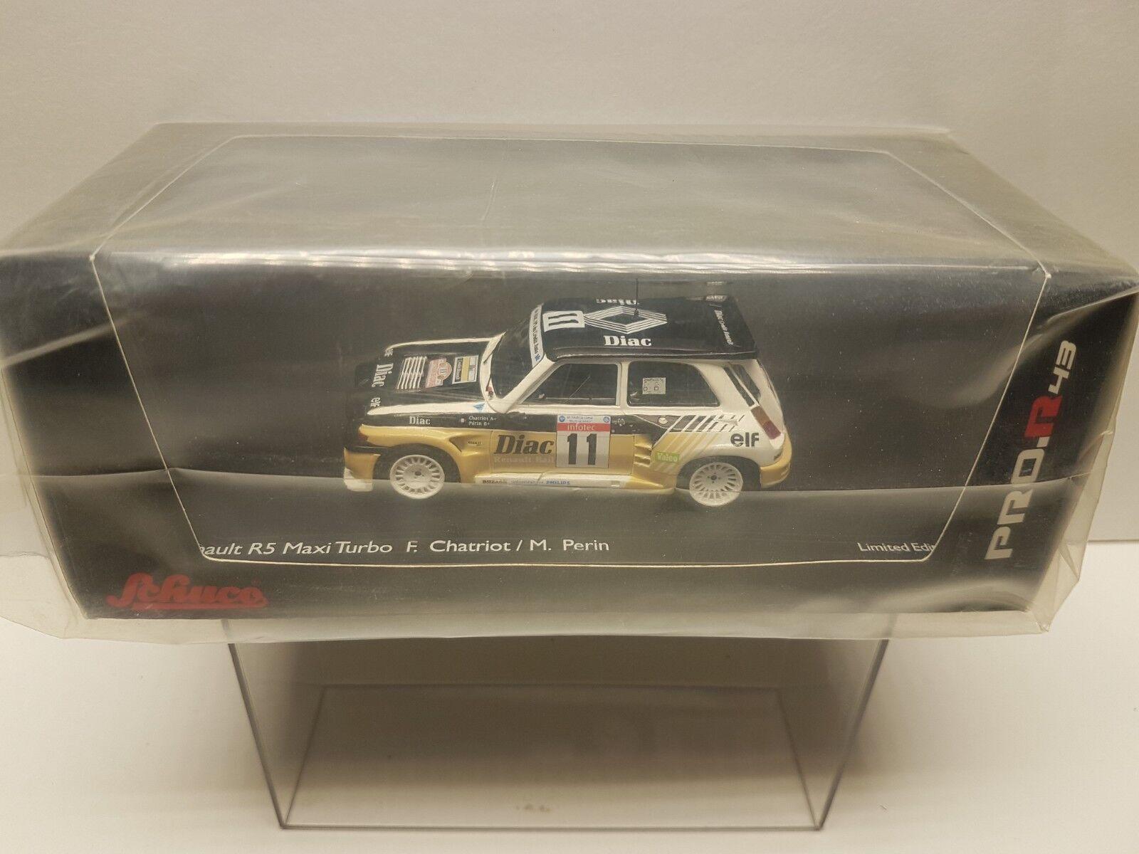 Renault 5 Maxi Turbo Tour de Corse F.Chatriot M.Perrin Schucco 450885200