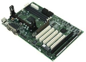 AOPEN AX6LC SLOT1 ISA PCI SDRAM MOTHERBOARD